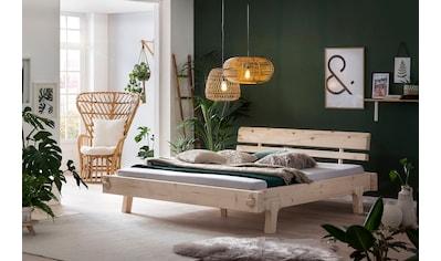 SalesFever Holzbett kaufen