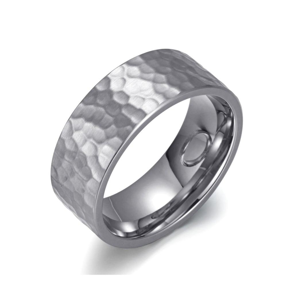 Firetti Fingerring »8,0 mm, matt, zeitlos, schlicht«