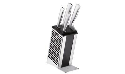 WMF Messerblock mit Messerset 5tlg. Spezialklingenstahl geschmiedet »Grand Gourmet« kaufen