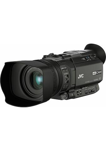 JVC »GY - HM170E« Camcorder (4K Ultra HD, 12x opt. Zoom) kaufen