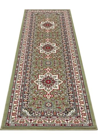 NOURISTAN Teppich »Parun Täbriz«, rechteckig, 9 mm Höhe, Kurzflor, Orient-Optik,... kaufen