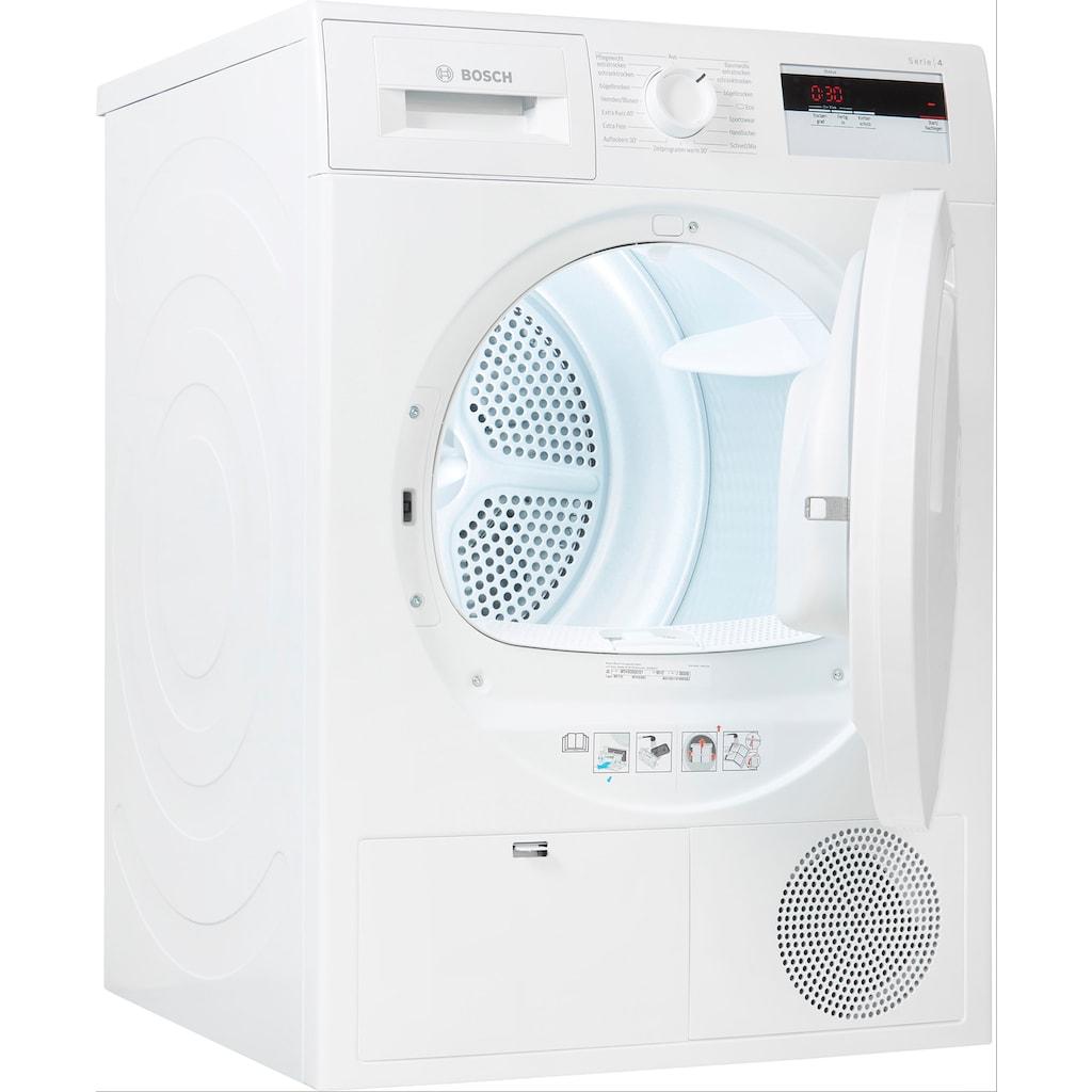 BOSCH Wärmepumpentrockner »WTH83002«