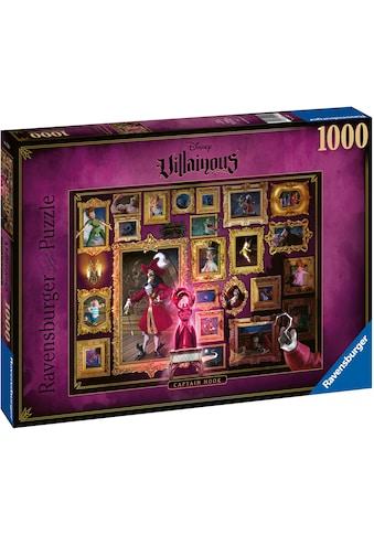 Ravensburger Puzzle »Disney Villainous: Captain Hook«, Made in Germany, FSC® - schützt... kaufen