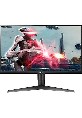 "LG Gaming-Monitor »27GL63T«, 69 cm/27 "", 1920 x 1080 px, Full HD, 5 ms Reaktionszeit, 144 Hz kaufen"