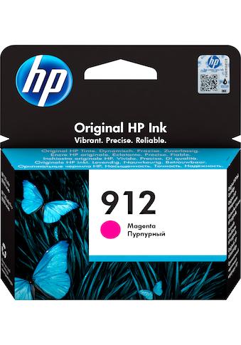 HP Tintenpatrone »hp 912 Original Magenta«, (1 St.) kaufen