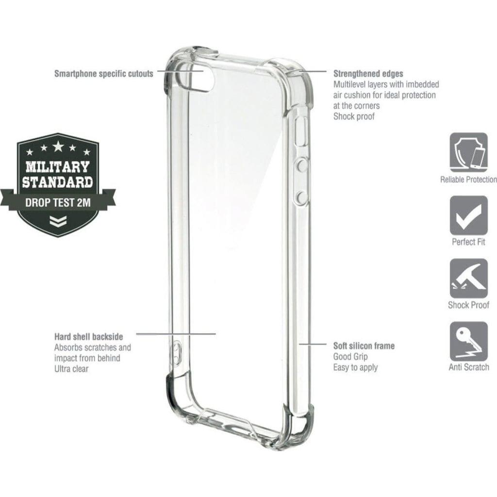 4smarts Handytasche »Hard Cover IBIZA für Samsung Galaxy A21s«