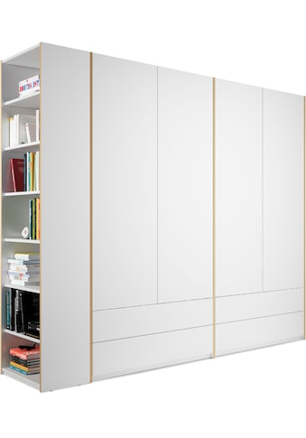 Müller SMALL LIVING Kleiderschrank »Modular Plus Variante 4«, inklusive 4 geräumiger... kaufen