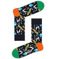 Happy Socks Socken »Party Party«, mit bunten Party Motiven