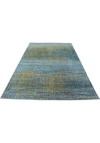 Leonique Teppich »Amana«, rechteckig, 8 mm Höhe, mit Melange-Optik, Wohnzimmer kaufen
