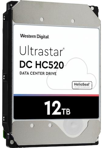 Western Digital »Ultrastar DC HC520, 512e Format, SE« HDD - Festplatte 3,5 '' kaufen