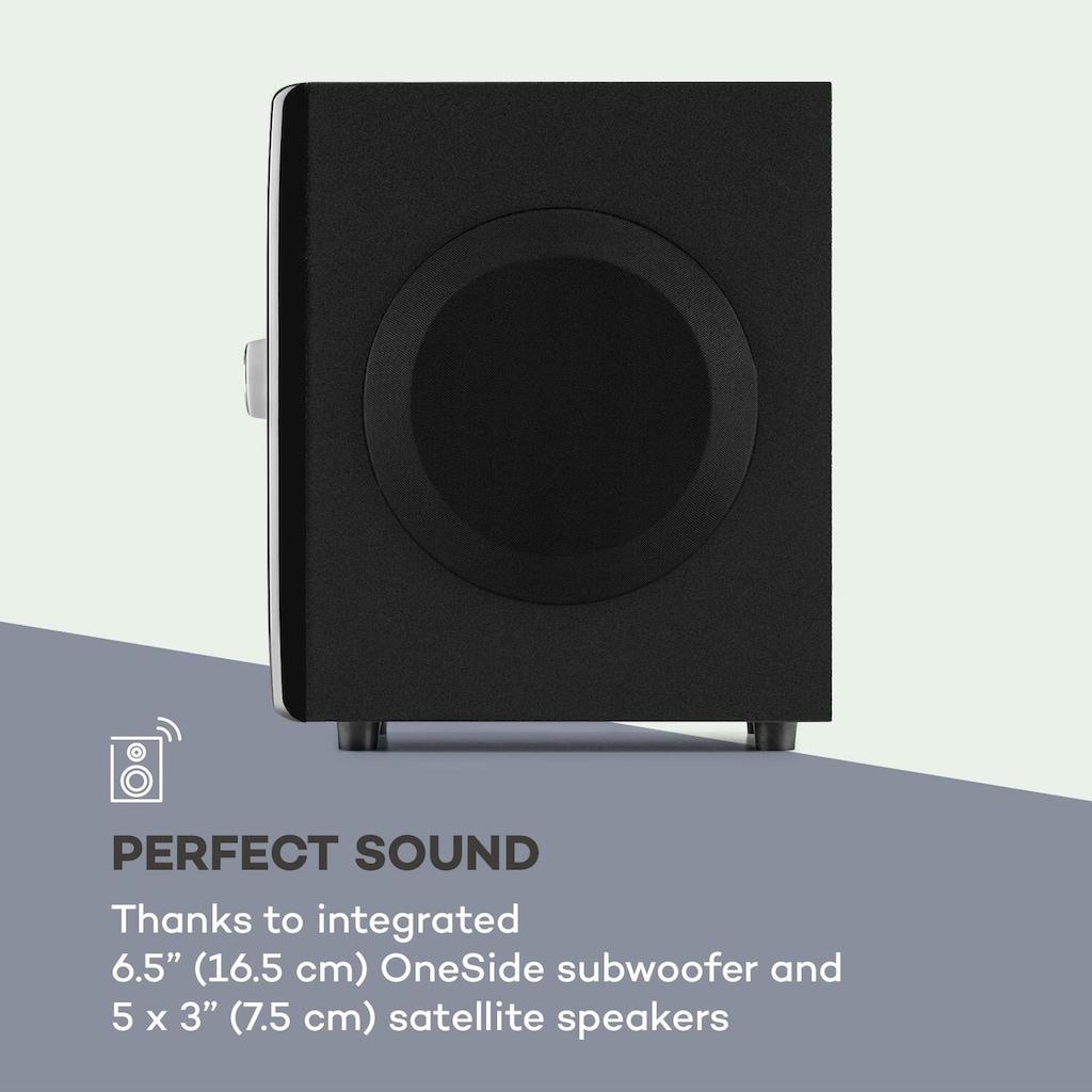 Auna Concept 520 5.1 Lautsprechersystem 75 W RMS OneSide Subwoof