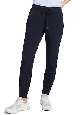 TOM TAILOR Jogger Pants, mit elastischem Kordelzug-Bund kaufen