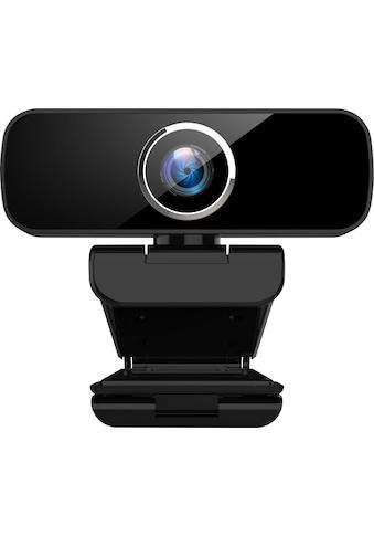 Hyrican Webcam »ST-CAM559 Full HD Webcam 1920 x 1080 Pixel mit 60fps« kaufen