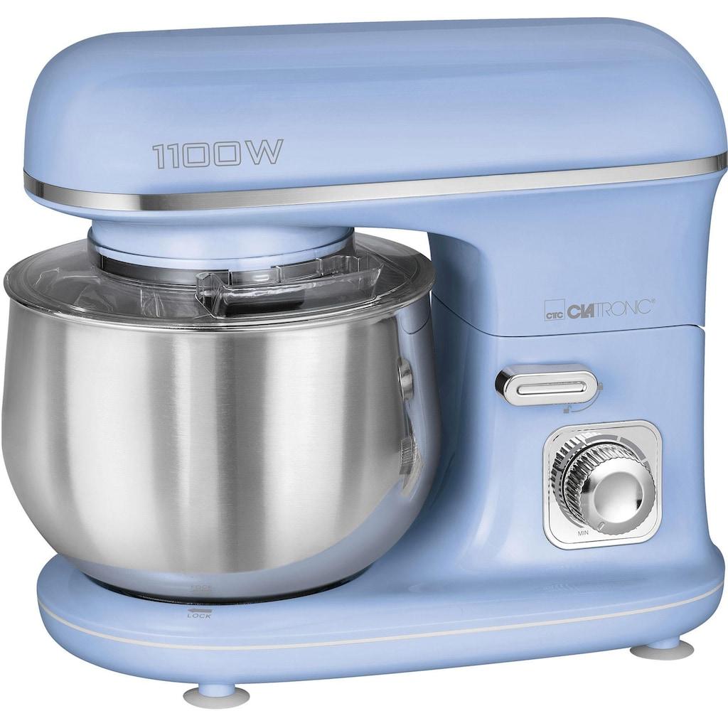 CLATRONIC Küchenmaschine »KM 3711 blau«