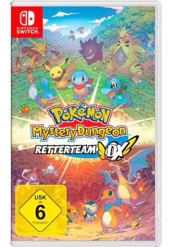 Pokémon Mystery Dungeon: Retterteam DX Nintendo Switch kaufen