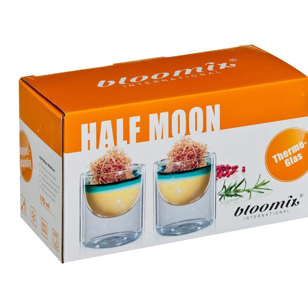 Bloomix Servierschale »Half Moon Medium«, ideal für Buffets