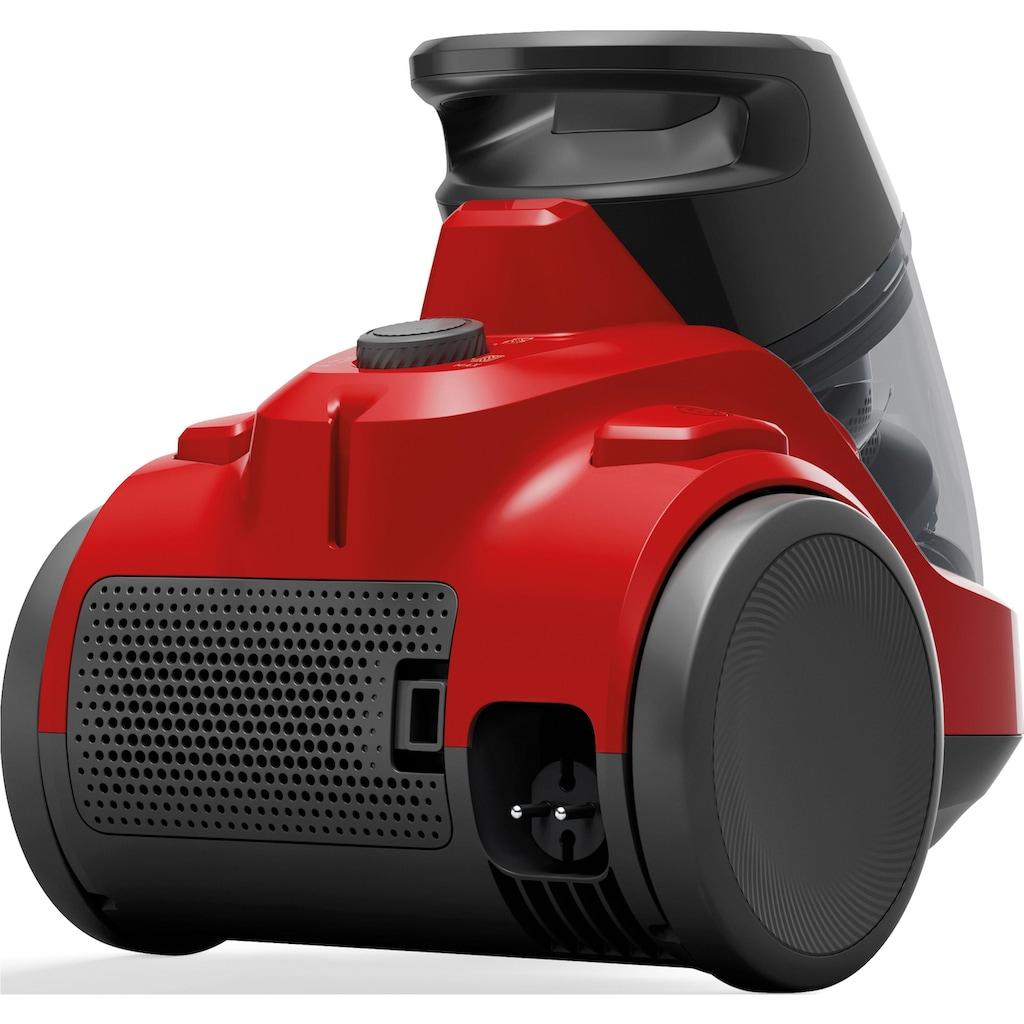 AEG Bodenstaubsauger »LX5-2-ANIM«, 750 W, beutellos, Ideal für Haustierbesitzer