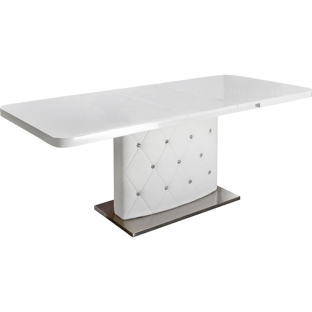 Jockenhöfer Gruppe Esstisch »Keno T«, Breite 160-200 cm