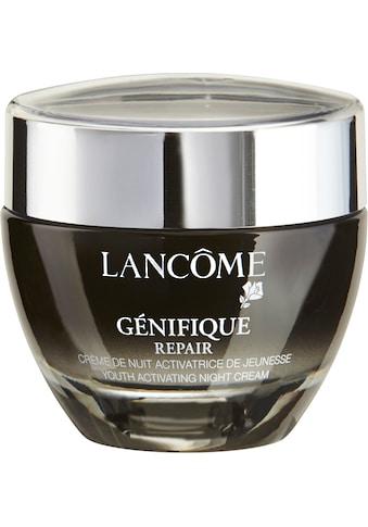 LANCOME Nachtcreme »Génifique Repair Night«, reparierend kaufen