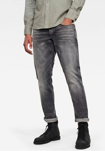 G - Star RAW Regular - fit - Jeans »3301 Straight Tapered« kaufen