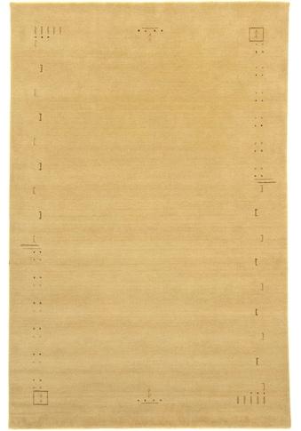 Wollteppich, »GABBEH FEIN FENTH«, morgenland, rechteckig, Höhe 18 mm, handgewebt kaufen