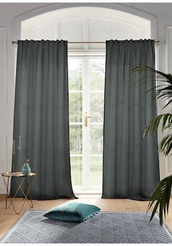 Guido Maria Kretschmer Home&Living Vorhang nach Maß »MANON«, blickdicht, monochrom,... kaufen