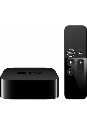 Apple »MP7P2FD/A 4k mit 64 GB« Apple TV kaufen