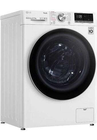 LG Waschtrockner »V7WD906A« kaufen