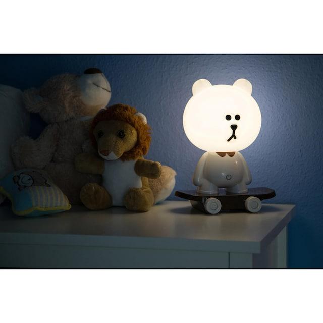 Nino Leuchten,LED Tischleuchte»Skate«,