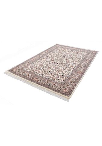 THEKO Orientteppich »Benares Isfahan«, rechteckig, 12 mm Höhe, reine Wolle,... kaufen