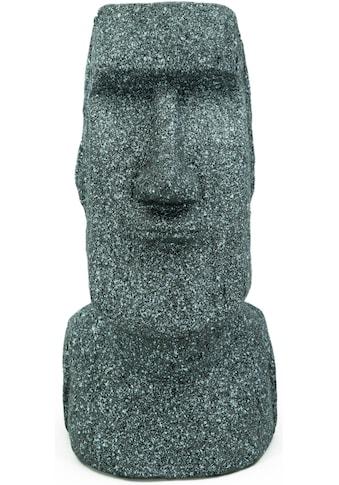 NOOR LIVING Gartenfigur »Osterinsel Skulptur Moai Kopf S« kaufen