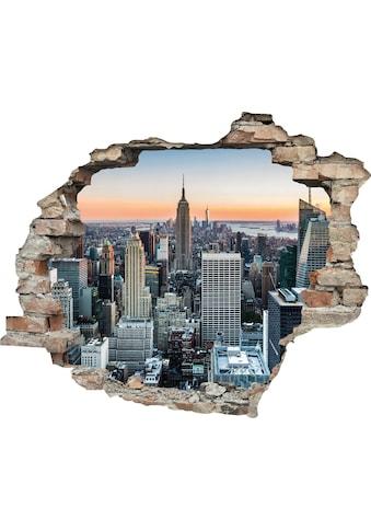 queence Wandtattoo »New York« (1 Stück) kaufen
