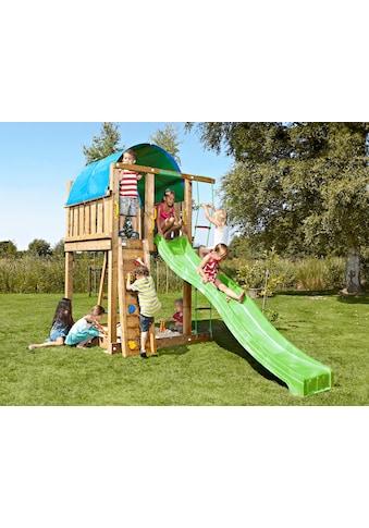 JUNGLE GYM Spielturm »Jungle Villa«, BxTxH: 170x390x270 cm kaufen