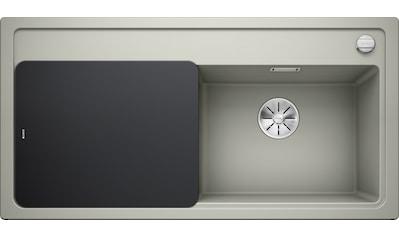 BLANCO Granitspüle »ZENAR XL 6 S«, aus SILGRANIT®, benötigte Unterschrankbreite: 60 cm kaufen
