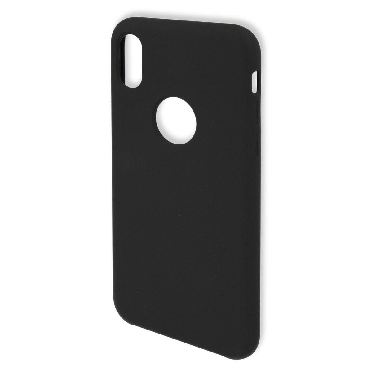 4Smarts Handytasche »Silikon Case CUPERTINO für Apple iPhone X«