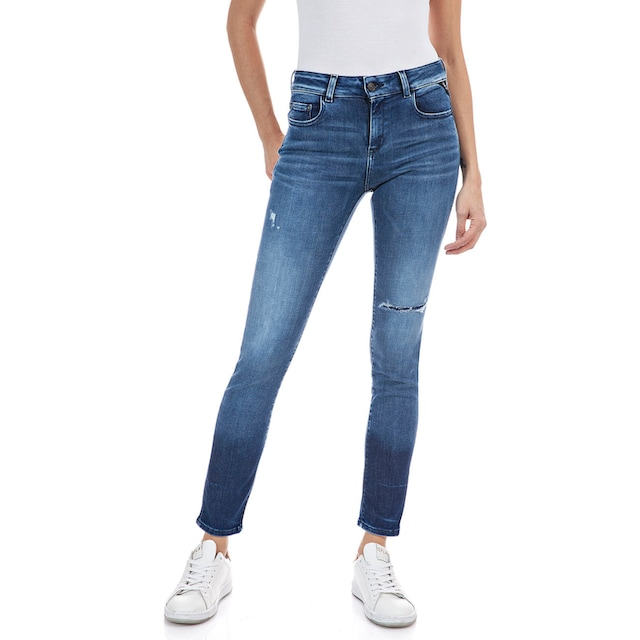 Replay Skinny-fit-Jeans »Faaby«
