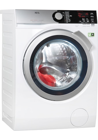 AEG Waschmaschine »LAVAMAT L8FE76695«, LAVAMAT, L8FE76695, 9 kg, 1600 U/min, ÖKOMix -... kaufen