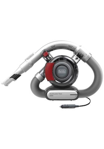Black + Decker Akku-Handstaubsauger »Flexi«, fürs Auto, mit 12 V-Anschluss kaufen