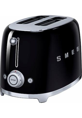 Smeg Toaster »TSF01BLEU«, für 2 Scheiben, 950 Watt kaufen