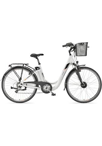 Telefunken E-Bike »Multitalent RC820«, 7 Gang, Shimano, Acera, Frontmotor 250 W, mit... kaufen