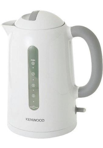 KENWOOD Wasserkocher »True JKP220«, 1,6 l, 2200 W kaufen