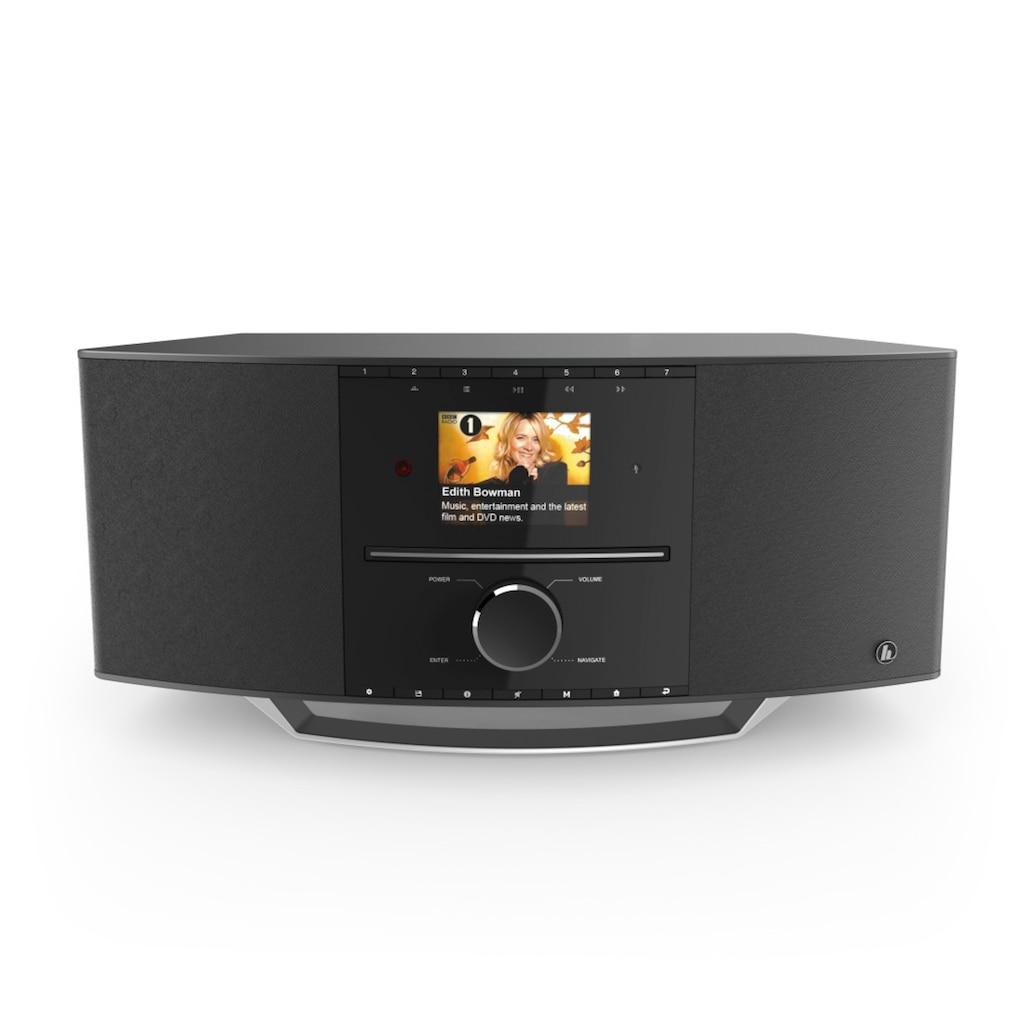 Hama Internet-Radio »Spotify/Amazon Music«, (WLAN-Bluetooth Digitalradio (DAB+)-FM-Tuner-Internetradio)