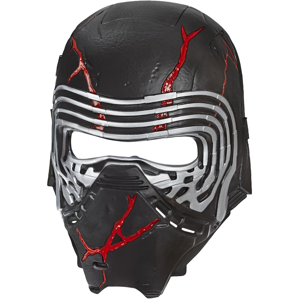 Hasbro Maske »Star Wars™ Kylo Ren Force Rage Maske«