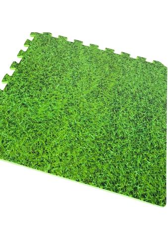 Gre Bodenschutzmatte, 4 Pakete á 9 Stück, 50x50 cm kaufen