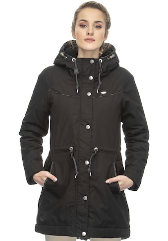 Ragwear Plus Parka »CANNY PLUS«, Water repellent coating kaufen