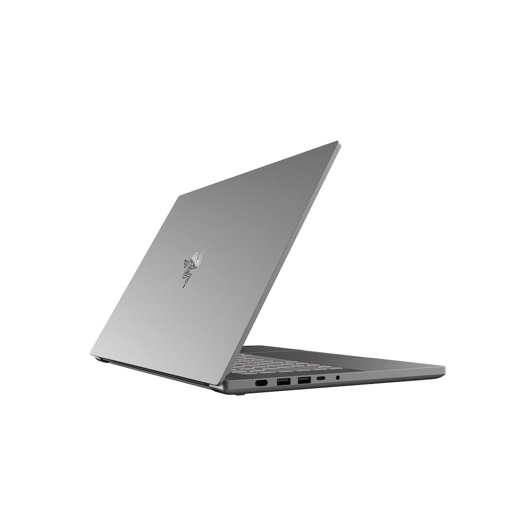 "RAZER Notebook »Razer Blade 15 Studio Edition«, ( 1000 GB SSD), 39,6 cm(15,6"") Intel Core i7,1 TB,32 GB"
