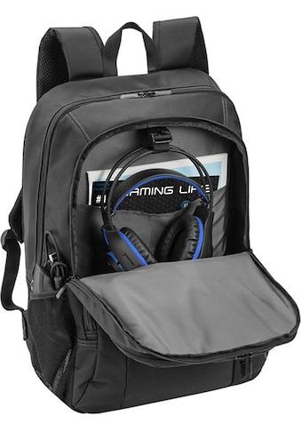 """PEDEA Laptoprucksack »Rucksack 17,3 Zoll (43,9cm) """"Game""""« kaufen"""