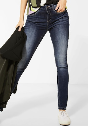 STREET ONE Slim - fit - Jeans »York« kaufen