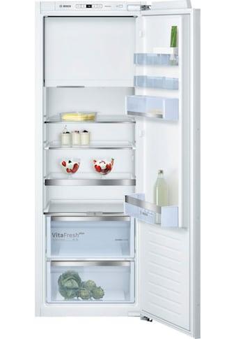 BOSCH Einbaukühlschrank »KIL72AFE0«, 6, KIL72AFE0, 157,7 cm hoch, 55,8 cm breit kaufen
