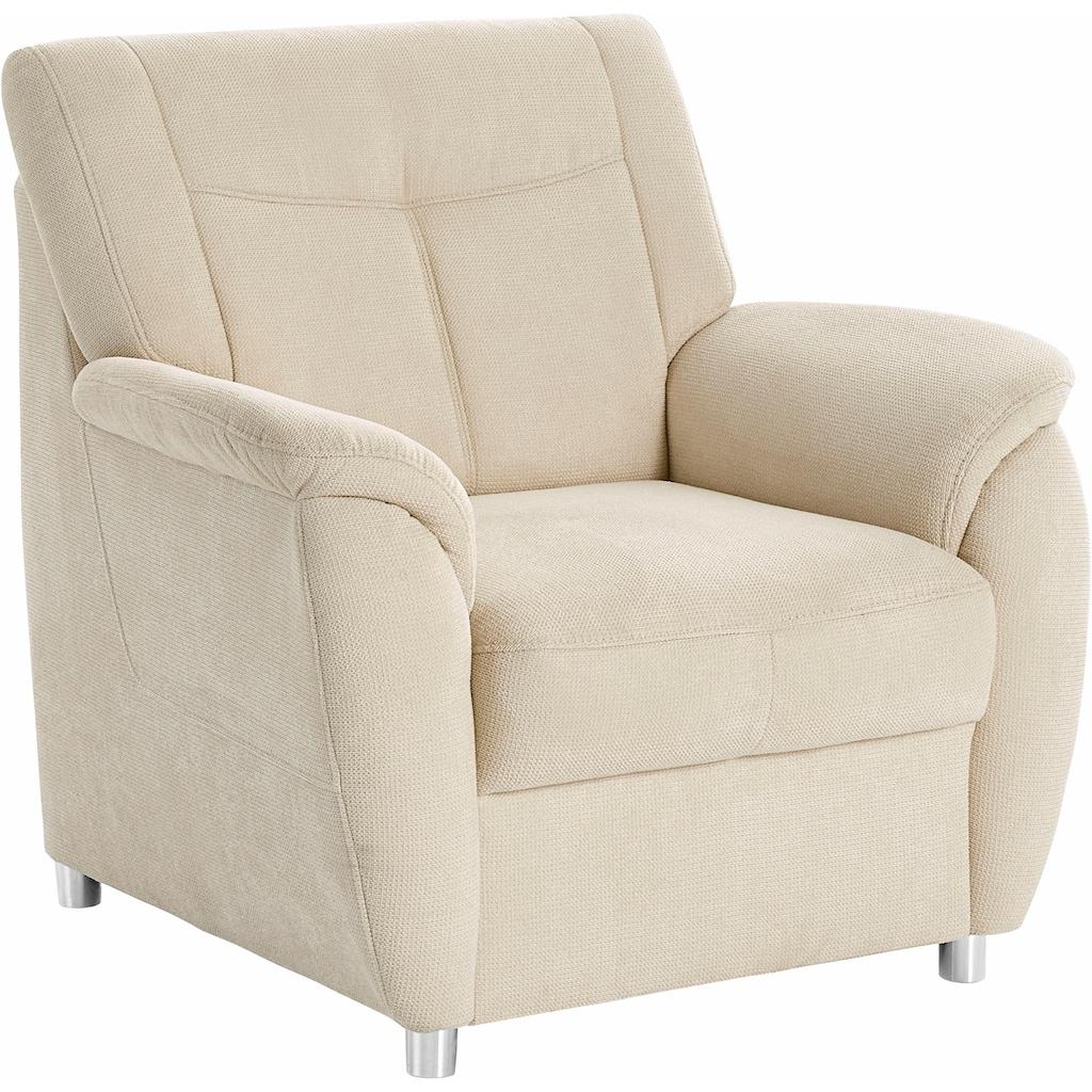 sit&more Sessel, mit Federkern